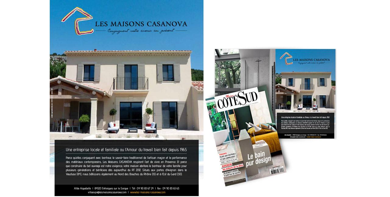 LES MAISONS CASANOVA