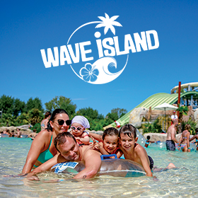 WAVE ISLAND SUPPORTS PROMOTIONNELS